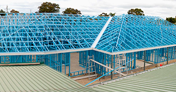 steel roof truss - Metal Roof Trusses