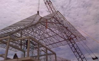 Steel Roof Truss Smartsteel Frames
